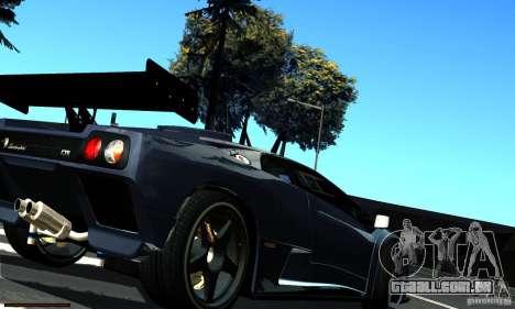 ENBSeries RCM para o PC fraco para GTA San Andreas décima primeira imagem de tela