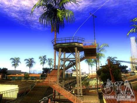 Base da Grove Street para GTA San Andreas terceira tela