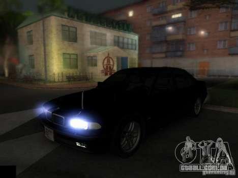 ENB Series v1.0 para GTA San Andreas segunda tela
