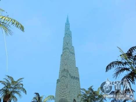 New Dubai mod para GTA San Andreas sexta tela