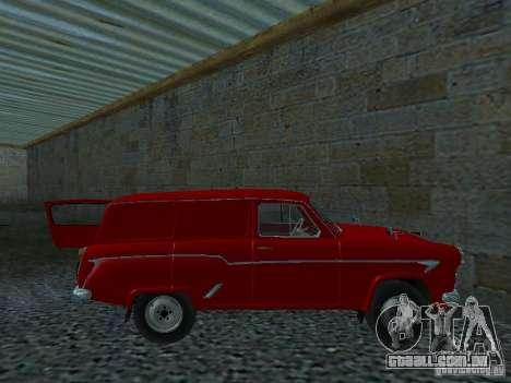 Moskvich 430 para GTA San Andreas esquerda vista