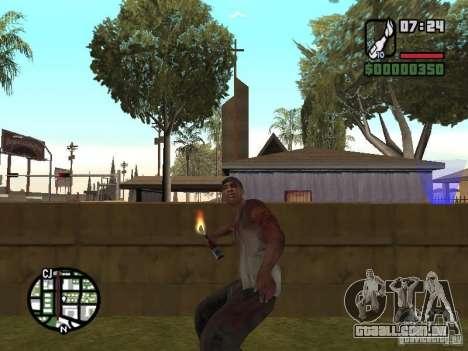 Markus young para GTA San Andreas décima primeira imagem de tela
