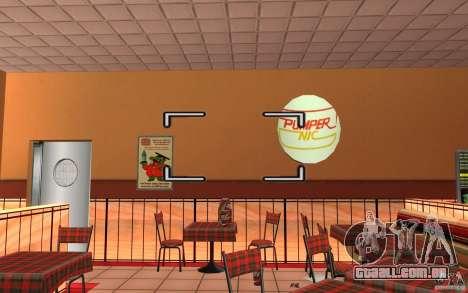 Pumper Nic Mod para GTA San Andreas sexta tela