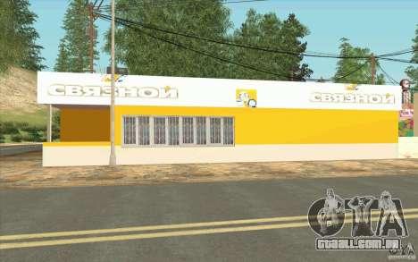 Uma aldeia nova Dillimur para GTA San Andreas