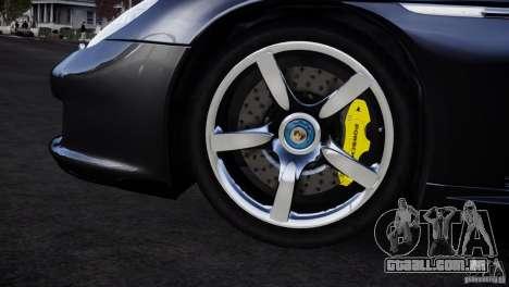 Porsche Carrera GT V1.1 [EPM] para GTA 4 vista direita