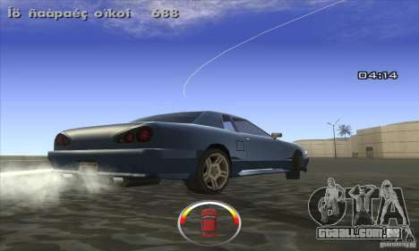 CLEO DRIFT Beta para GTA San Andreas