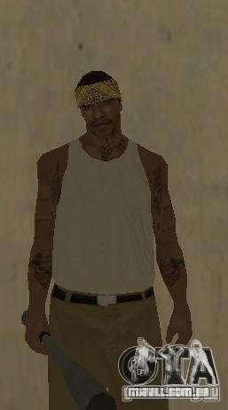 Los Santos Vagos (Skin pack) para GTA San Andreas terceira tela