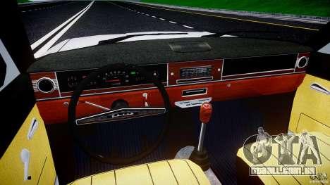 GAZ 24-12-1986-1994 estoque Edition v 2.2 para GTA 4 vista superior