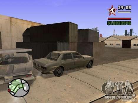 ENBSeries para GForce 5200 FX v 3.0 para GTA San Andreas por diante tela