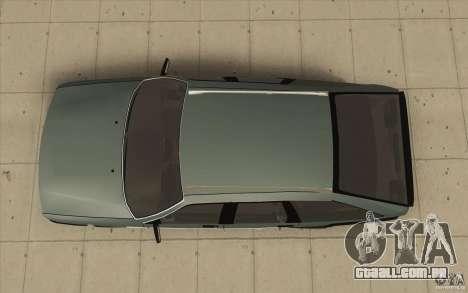 Audi 100 Avant Quattro para GTA San Andreas vista direita