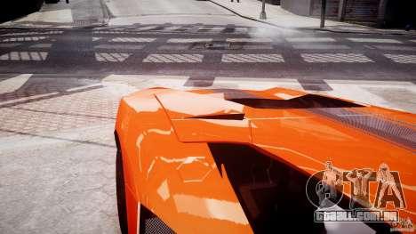 Lamborghini Aventador LP700-4 2011 [EPM] para GTA 4