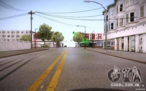 New Graphic by musha v2.0 para GTA San Andreas segunda tela