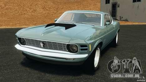 Ford Mustang Boss 429 para GTA 4