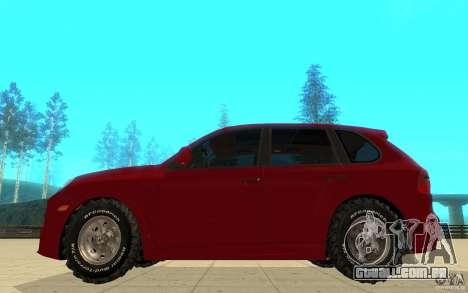 Wheel Mod Paket para GTA San Andreas sexta tela
