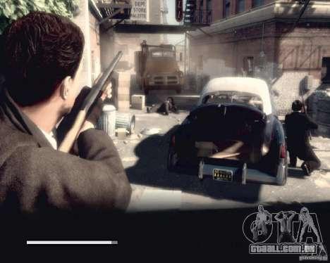 Telas de carregamento de Mafia 2 para GTA San Andreas nono tela