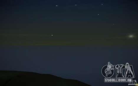 Água HD v 3.0 para GTA San Andreas quinto tela
