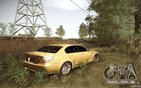 Beautiful ENBSeries para GTA San Andreas sexta tela