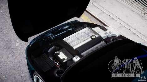 Fiat Coupe 2000 para GTA 4 vista lateral