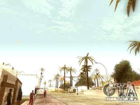 Novo Enb series 2011 para GTA San Andreas quinto tela