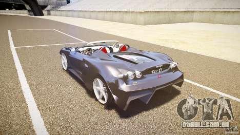 Ferrari F430 Extreme Tuning para GTA 4 vista direita