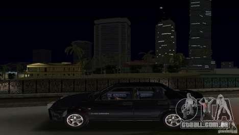 VAZ 21099 DeLuxe para GTA Vice City vista direita