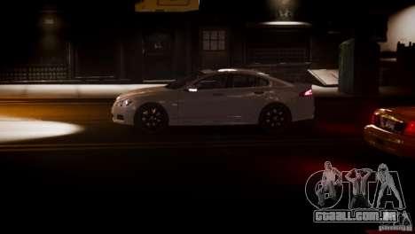 Mega Graphics para GTA 4 por diante tela