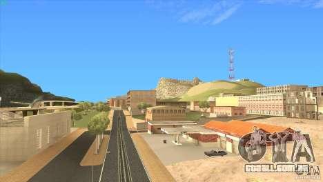 BM Timecyc v1.1 Real Sky para GTA San Andreas oitavo tela