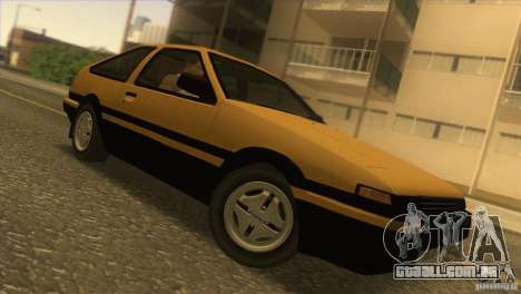 Shine Reflection ENBSeries v1.0.1 para GTA San Andreas terceira tela