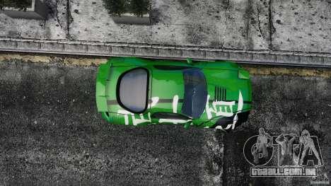 Mazda RX-7 Bushido para GTA 4 vista direita