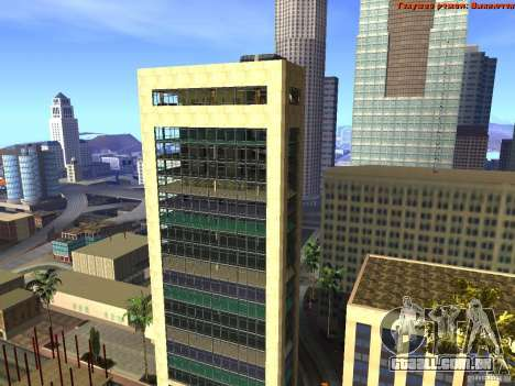 20th floor Mod V2 (Real Office) para GTA San Andreas terceira tela