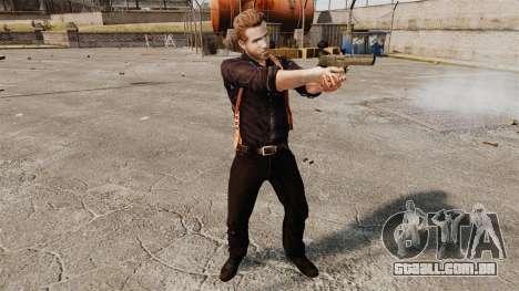 Ryan Reynolds (Nick Walker) para GTA 4 por diante tela
