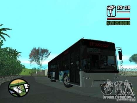 CityLAZ 12 LF para GTA San Andreas