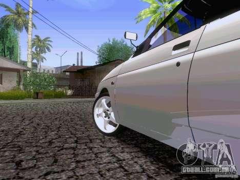 LADA 21103 Maxi para GTA San Andreas vista superior