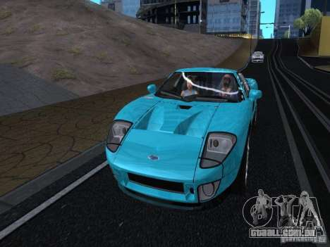 ENBSeries de Rinzler para GTA San Andreas twelth tela