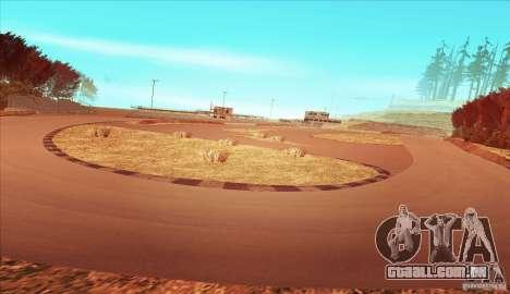 The Ebisu South Circuit para GTA San Andreas terceira tela