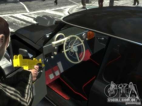 Gaz Volga de 21 v8 para GTA 4 vista direita