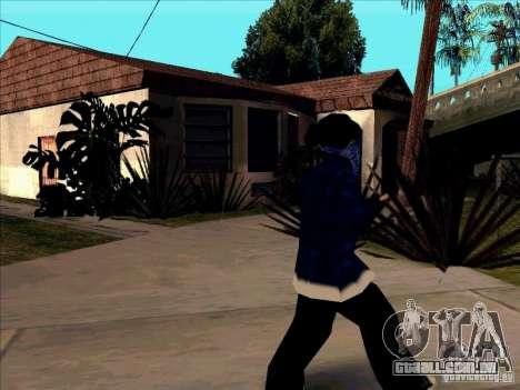 Crips Gang para GTA San Andreas terceira tela