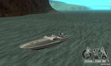 Tschilpjes Jetmax para GTA San Andreas