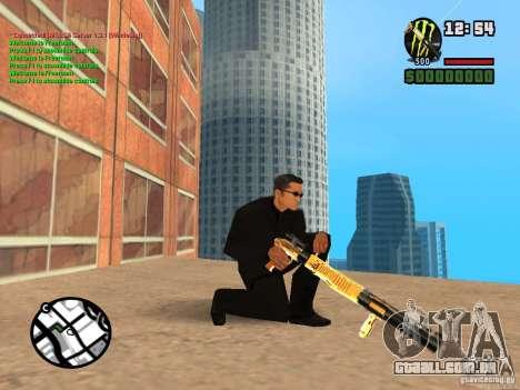 Gun Pack by MrWexler666 para GTA San Andreas segunda tela