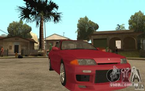 Nissan GTS-T 32 Beta para GTA San Andreas vista traseira