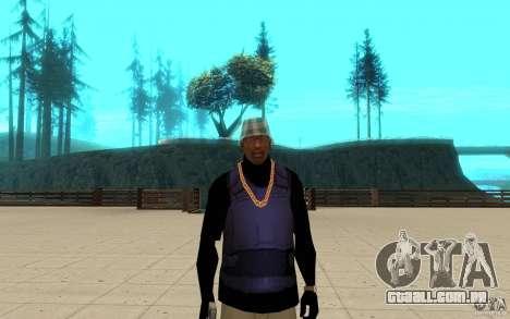 Bronik pele 5 para GTA San Andreas