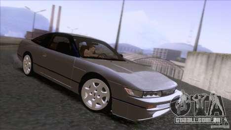 Nissan Sil80 para GTA San Andreas vista direita