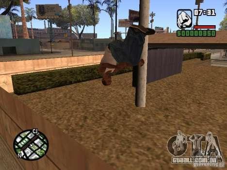 ACRO Style mod by ACID para GTA San Andreas terceira tela