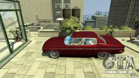 AMC Matador para GTA 4 esquerda vista