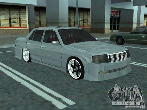 Toyota Crown S 150 TuninG para GTA San Andreas vista direita