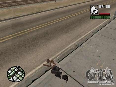 Sono para GTA San Andreas terceira tela