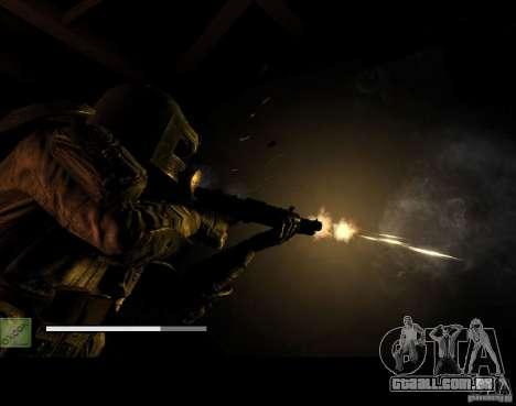 Telas de carregamento Metro 2033 para GTA San Andreas quinto tela