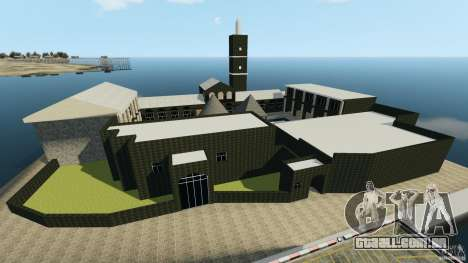 Grand Mosque of Diyarbakir para GTA 4
