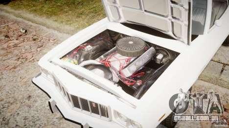 Ford Gran Torino 1975 v1.1 para GTA 4 vista interior