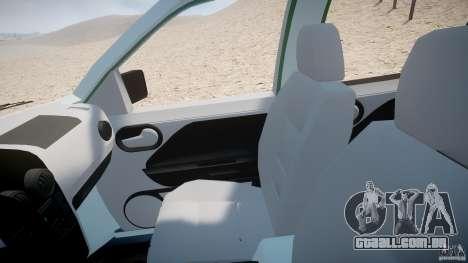 Ford EcoSport para GTA 4 vista de volta